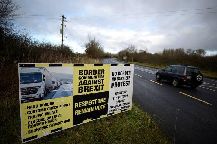 Irlanda del norte Brexit