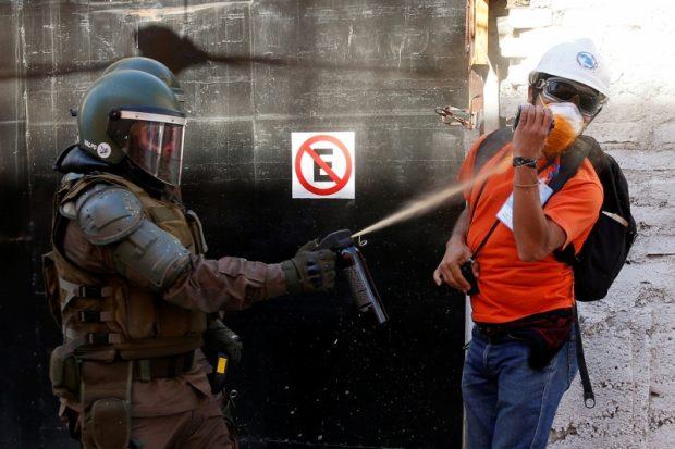 La Misión Canadiense realizó 65 horas de entrevistas en Santiago, Antofagasta y Valparaíso, entre el 18 y el 26 de enero del presente, con 99 personas de 51 organizaciones entre las que se cuentan. Foto: Reuters Latam.