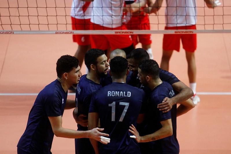 La selección venezolana se quedó con el pasaje rumbo a Tokio 2020.
