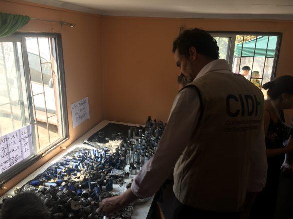 El secretario ejecutivo de la Comisión Interamericana de Derechos Humanos (CIDH), Paulo Abrão, participó de la visita 'in loco' que realizó el organismo a Chile para constatar la situación de las violaciones a los derechos humanos tras el estallido social. Foto: Tomás González F.