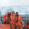 Científicos Antartica