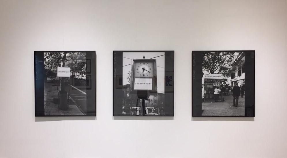 'Colección - Contingencia' -Fotografía de obra en sala - Gentileza MAC (2)
