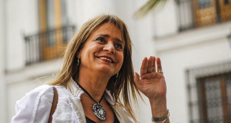 Jacqueline Van Rysselberge Agencia UNO