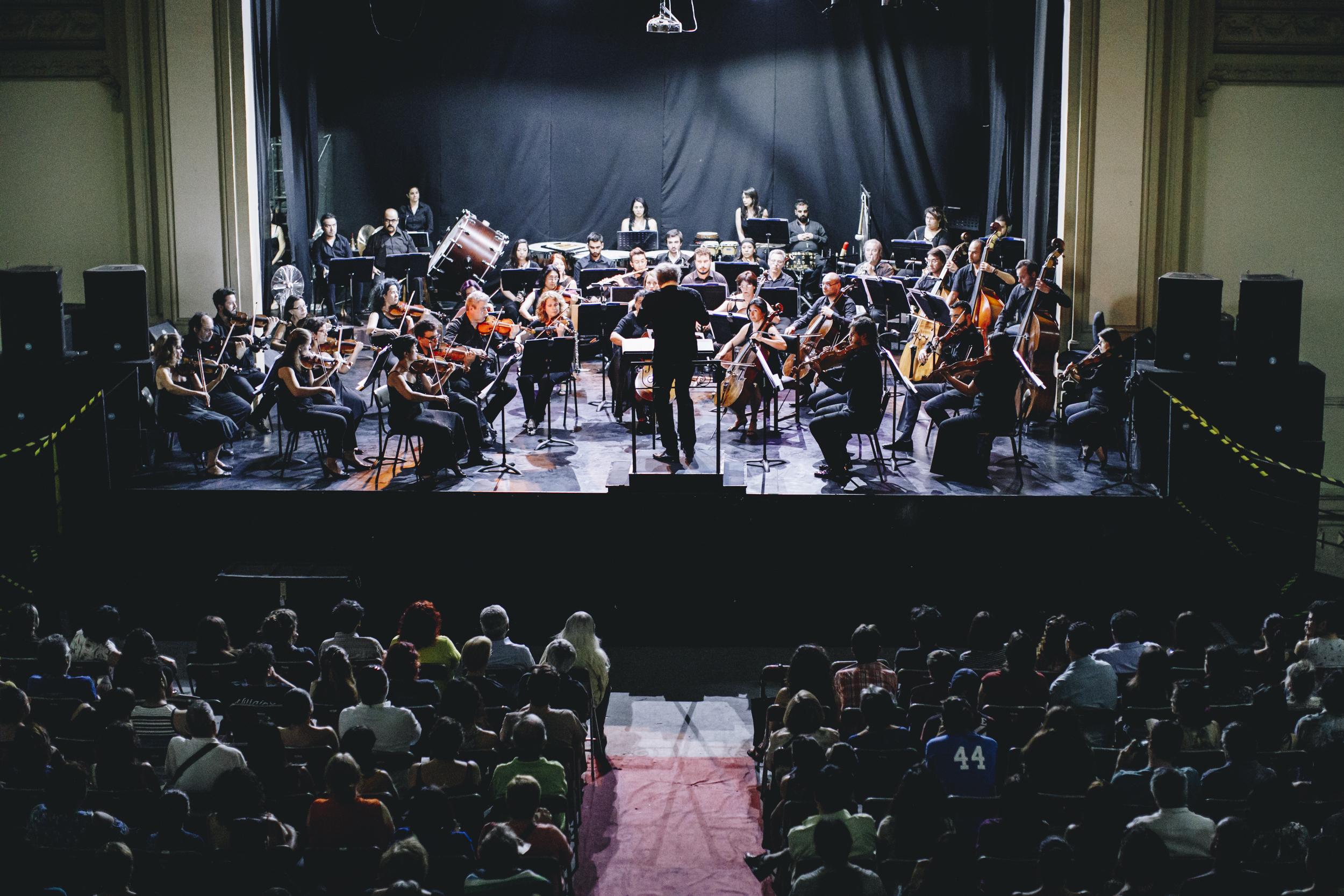 Orquesta Usach_Teatro Novedades