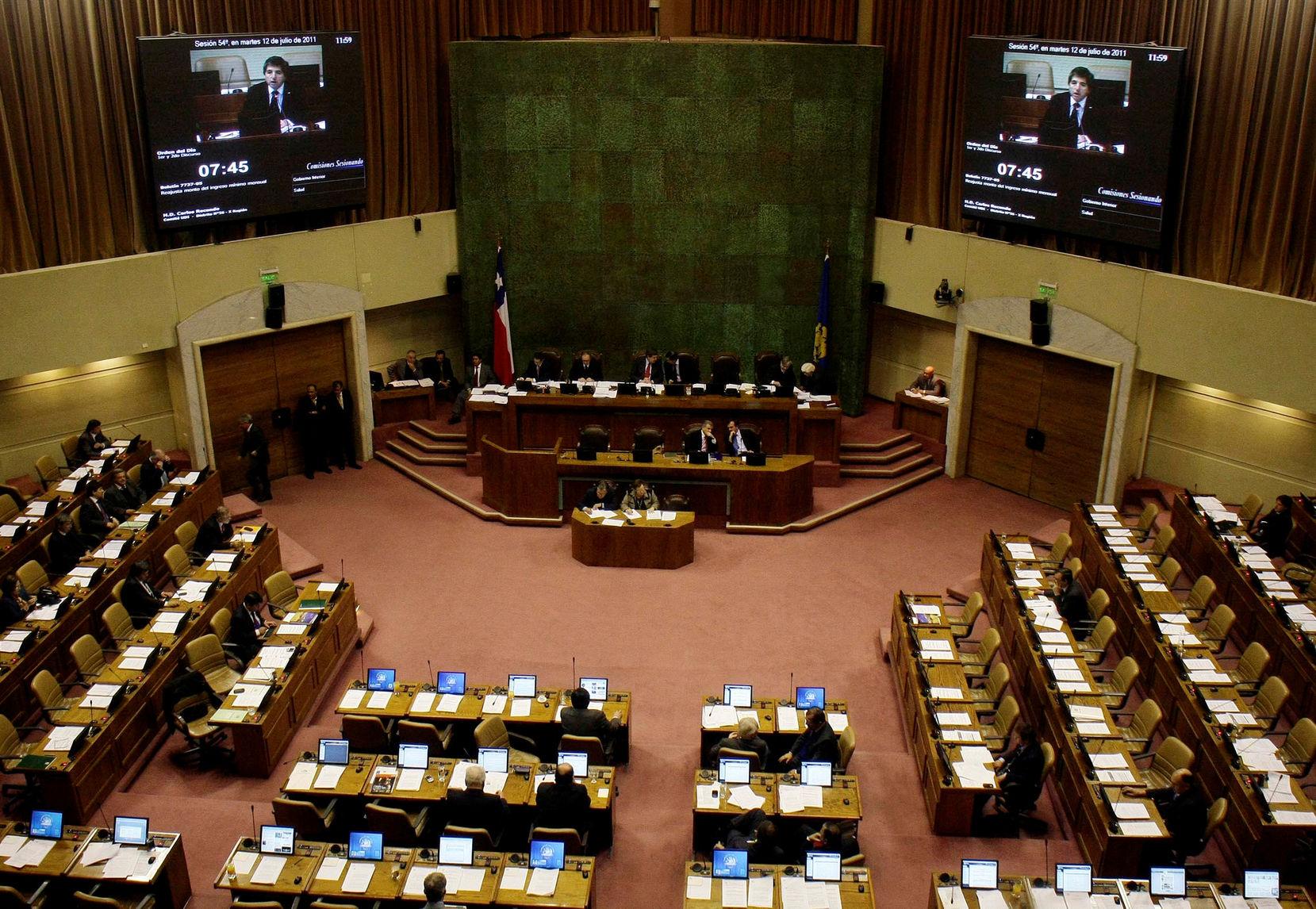 Cámara de Diputados realiza discusión del Salario Mínimo