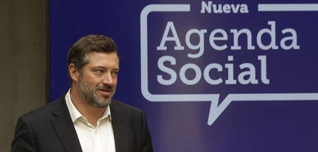Ministro Sebastián Sichel (Foto: www.desarrollosocialyfamilia.gob.cl)