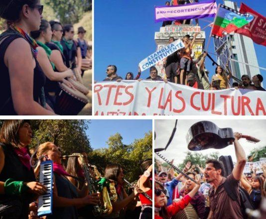 cultura marcha