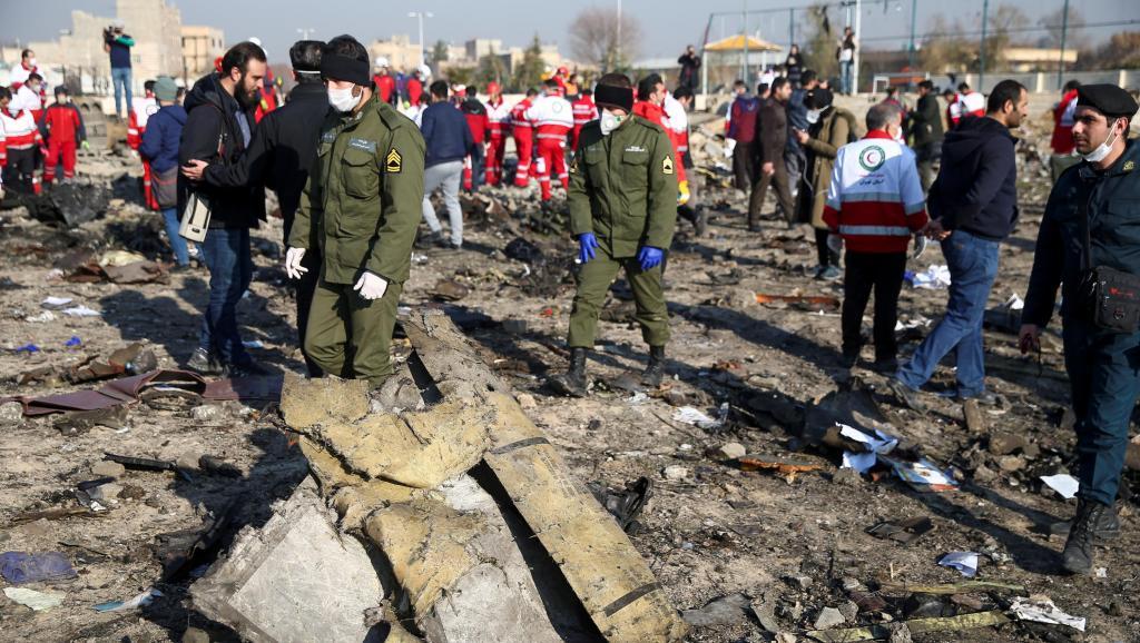 iran-crash RFI
