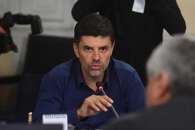 Marcelo Díaz.