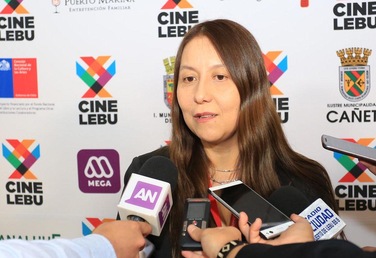 Claudia-Pino-Directora-FICIL-BIO-BIO-2013-1