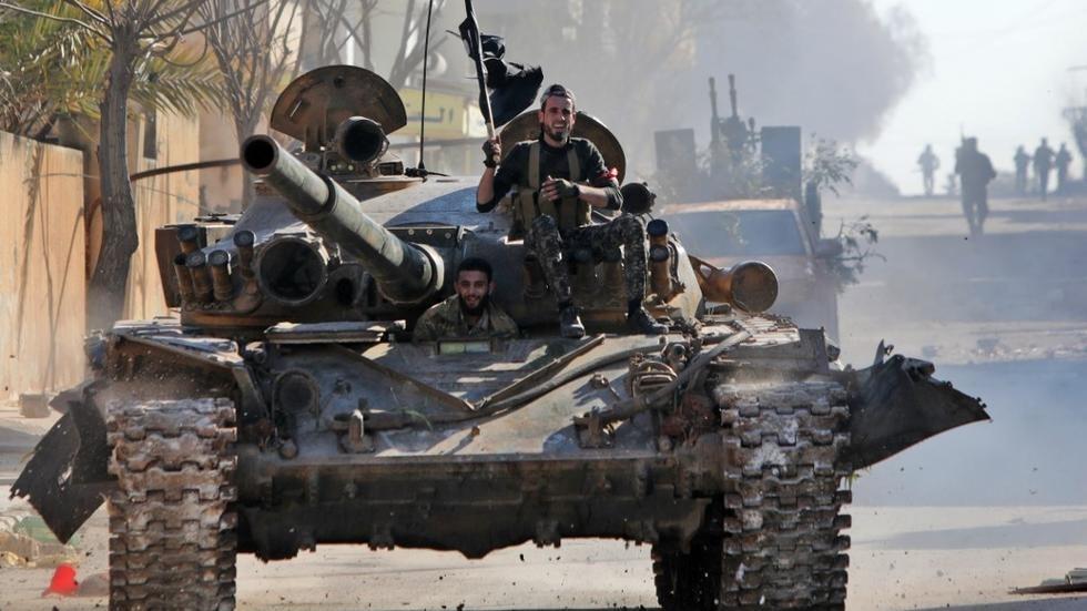 Conflicto siria AFP