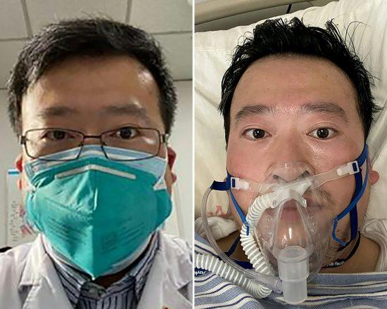 Doctor wenliang_in_wuhan