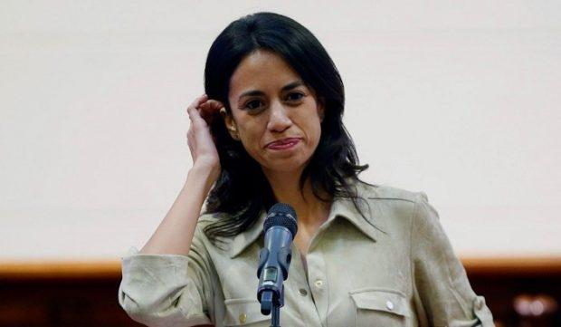 Paulina Núñez.