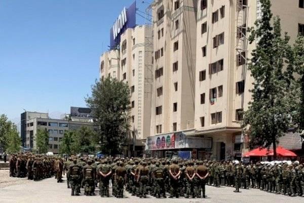 Felipe Guevara señaló que repetir la estrategia de copamiento depende exclusivamente de Carabineros.