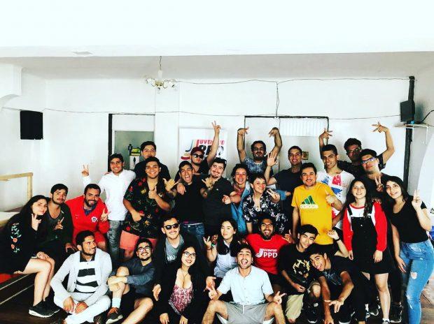 La Juventud PPD (JPPD) es una organización política de izquierda progresista que agrupa a los jóvenes militantes y simpatizantes del Partido por la Democracia de Chile que tienen hasta 29 años de edad. Foto: JPPD.