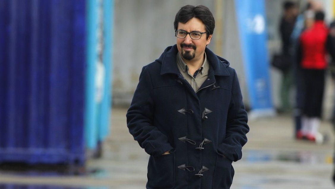 El senador de RD por la Región de Valparaíso, Juan Ignacio Latorre.