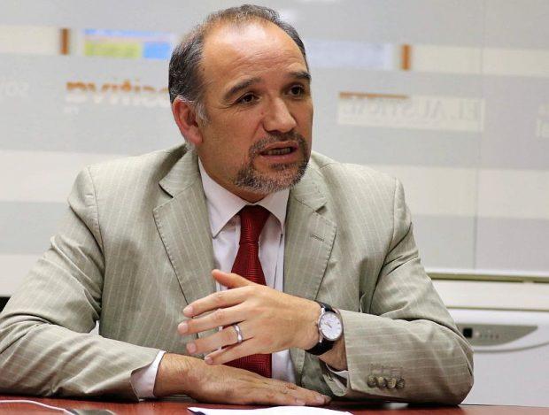 Marcelo Segura es integrante del Consejo Nacional de Televisión y entre los años 2014y 2017 se desempeñó como Seremi de Educación en la Región de La Araucanía. Foto: Archivo.