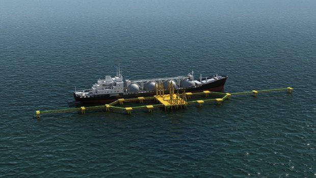Según ha indicado la empresa Biobíogenera S.A., el proyecto GNL Penco-Lirquén considera la construcción y operación de un terminal marítimo de Gas Natural Licuado (GNL), el cual se pretende conectar con el Gasoducto del Pacífico. Foto: Archivo (referencial).
