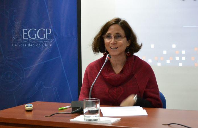 Claudia Heiss, Instituto de Asuntos Públicos
