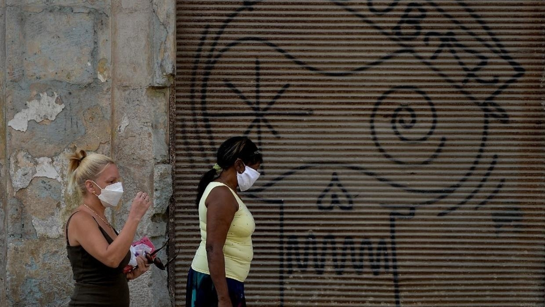 Cuba cuarentena