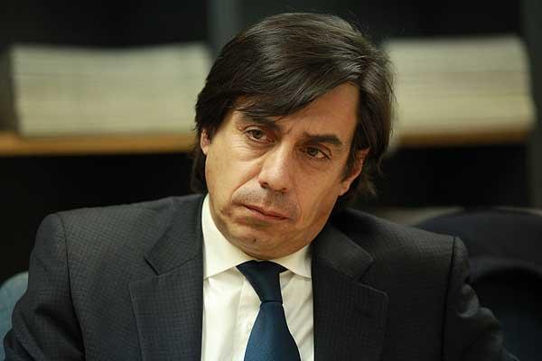 Guillermo Larraín.