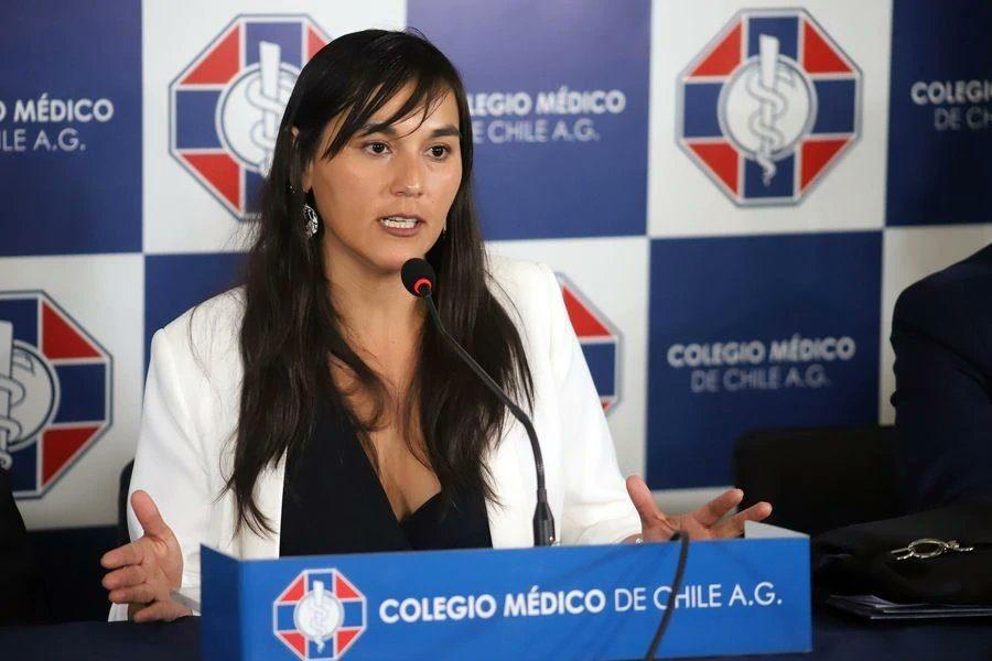 Izkia Siches - Colegio Médico (1)