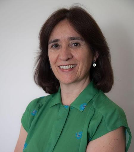 La académica del Centro de Investigación Avanzada en Educación (CIAE), Carmen Sotomayor.