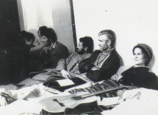 Mariano Puga huelga hambre
