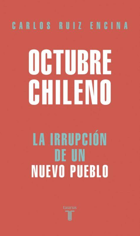 Octubre chileno portada