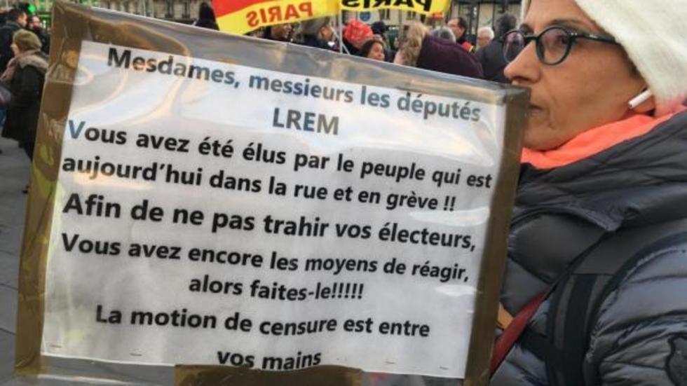 Pensiones Francia