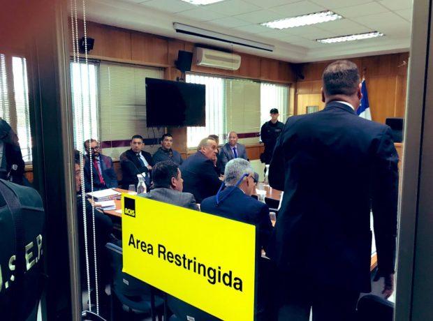 Suspensión del juicio oral por el caso Catrillanca.