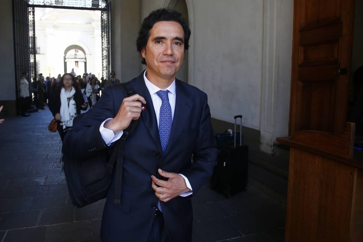 El ministro de Hacienda, Ignacio Briones, ha liderado las negociaciones del Gobierno con los parlamentarios del Congreso para la aprobación del proyecto de