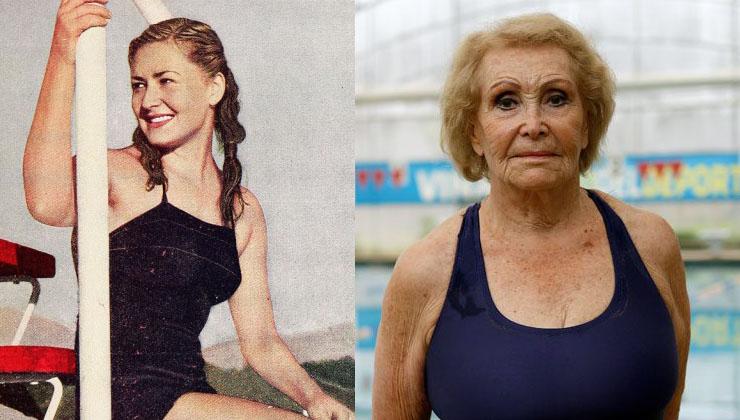 Eliana Busch ha estado en la primera plana del deporte nacional por más de 60 años.