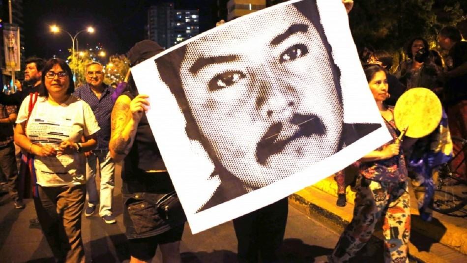 El Tribunal de Juicio Oral en lo Penal de Angol reanudó el juicio por el Caso Catrillanca el pasado 27 de octubre, tras ser suspendido en marzo por la pandemia. Foto: Archivo.