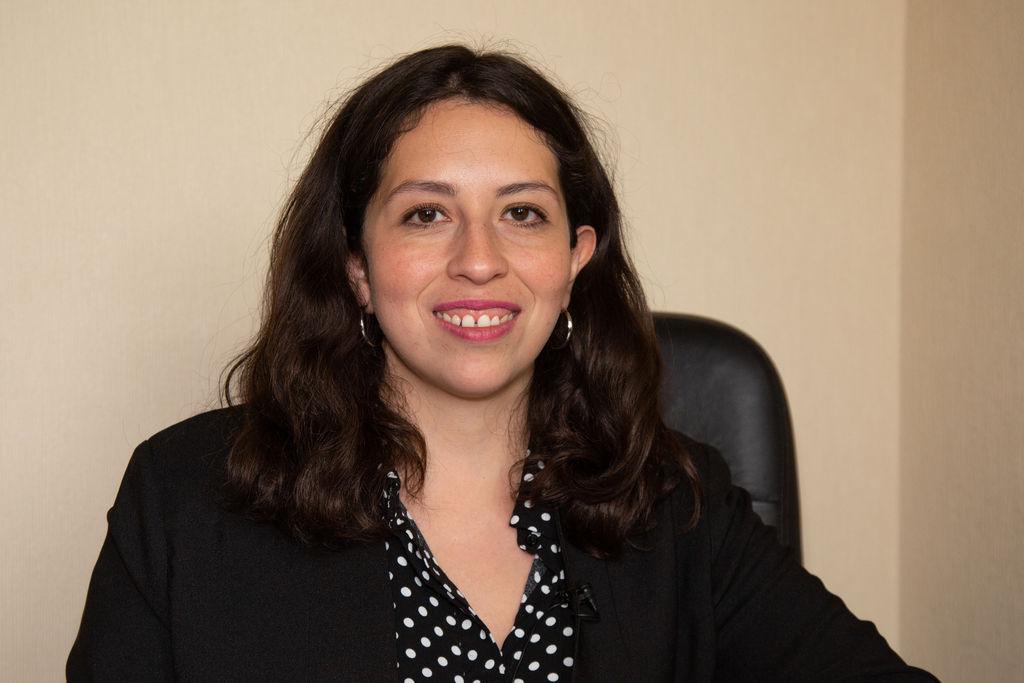 La diputada y ex presidenta de Convergencia Social (CS), Gael Yeomans, es parlamentaria por el Distrito N°13 de la Región Metropolitana. Foto: Convergencia Social.
