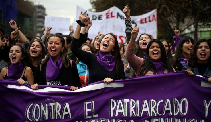 """Nuestra voz es indelegable"""": Coordinadora 8M lanza sus candidaturas  independientes a la Convención Consitucional « Diario y Radio U Chile"""