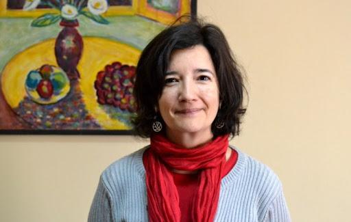 María Cristina Escudero es doctora en Ciencia Política de la Universidad Católica de Chile. Actualmente es académica del Instituto de Asuntos Públicos INAP de la Universidad de Chile. Foto: UChile.