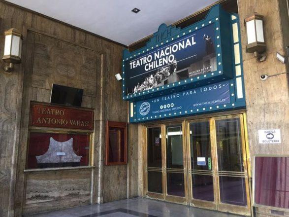 teatro nacional chileno
