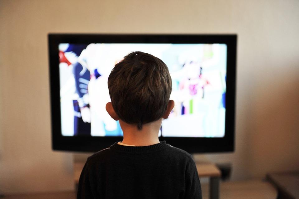 televisión niños