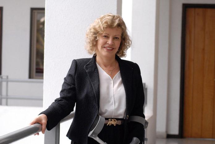 La actual directora del Consejo Nacional de Televisión, Catalina Parot, fue ex ministra de Bienes Nacionales en el primer gobierno de Sebastián Piñera. Foto: Diario El Centro.