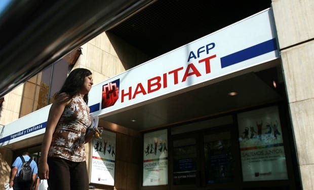 Chile-AFPHabitat