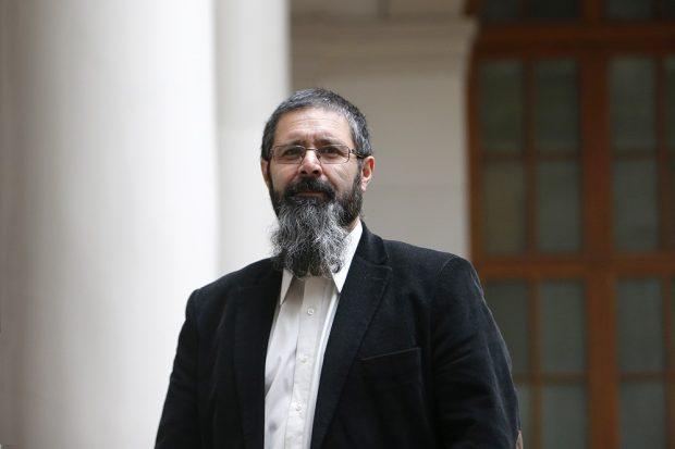 El abogado y doctor en Derecho, Claudio Nash, es académico de la cátedra de Derecho Internacional de los Derechos Humanos de la Universidad de Chile. Foto: UChile.