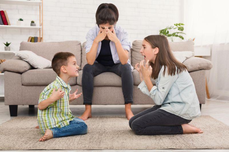 Cuarentena en familia