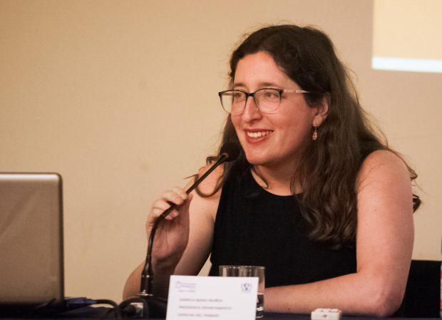 Daniela Marzi.