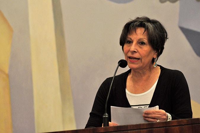 María Emilia Tijoux.