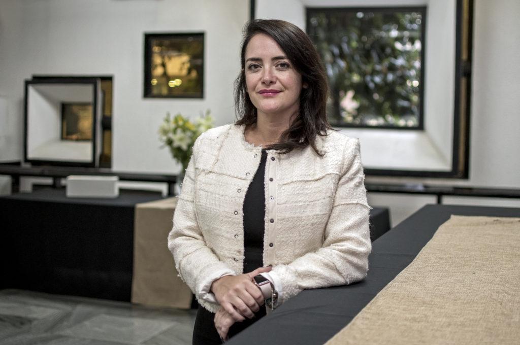 María Inés Salamanca.