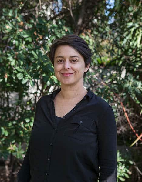 Marcela Fuentealba.