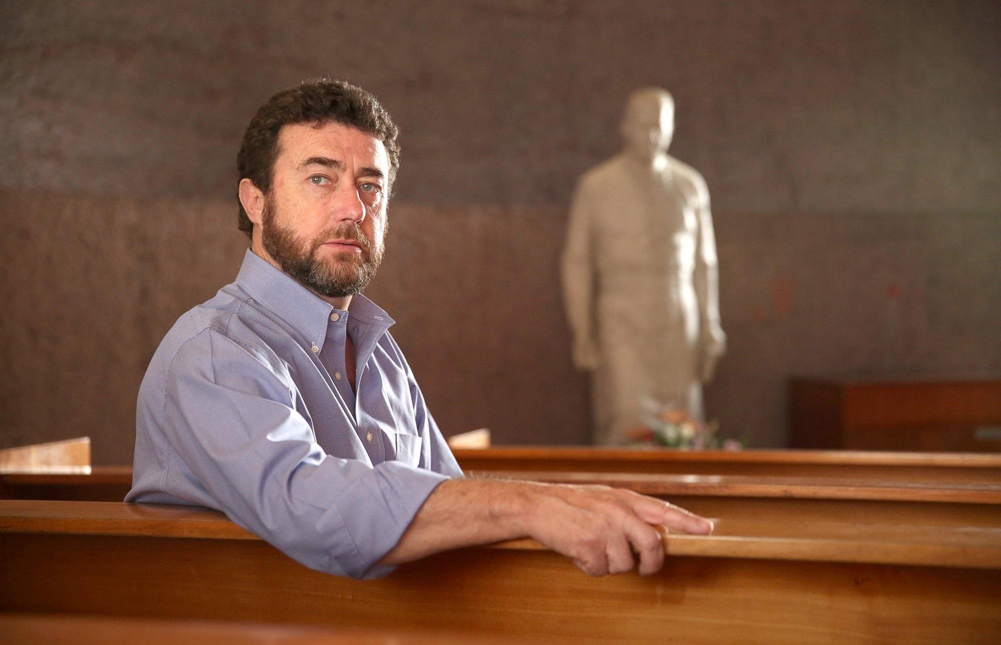 Paulo Egenau Hogar de Cristo