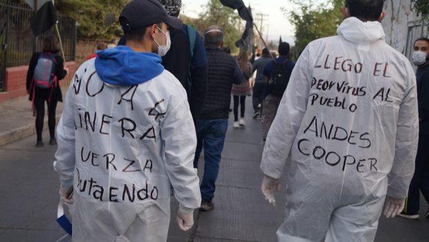 Putaendo protesta
