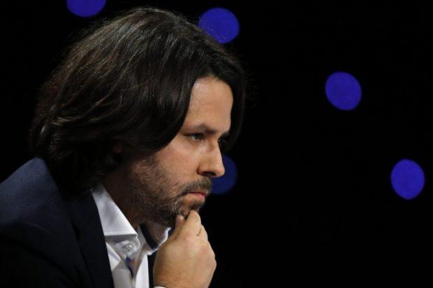 El sociólogo y ex candidato presidencial por el Frente Amplio, Alberto Mayol, es además académico de la Universidad de Santiago. Foto: ATON.